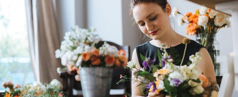 Bloemen laten bezorgen Rotterdam Den Haag